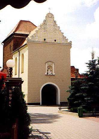 Graudenzer Tor in Chełmno