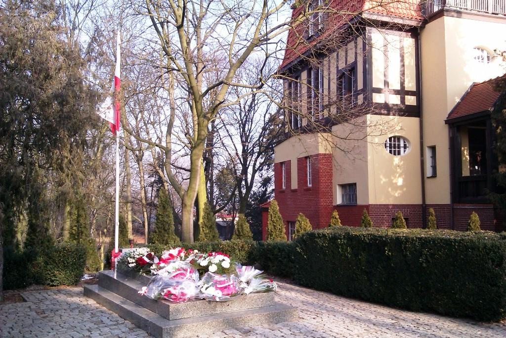 Grab des unbekannten Soldaten in Chełmno