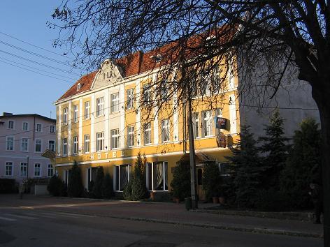 Hotel Centralny Chełmno