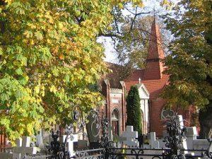 Katholischer Friedhof in Chełmno