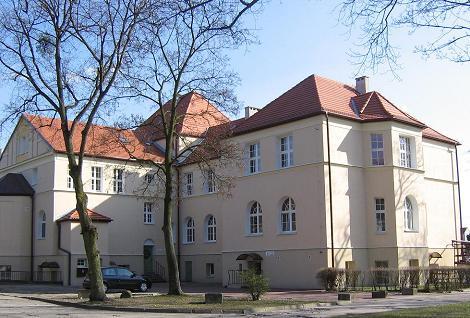 Krankenhaus Chełmno März 2008