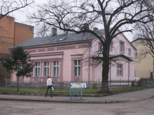 Antoni Piotrowicz - Wohnhaus und Atelier an der Ulica Kościuszki in Chełmno