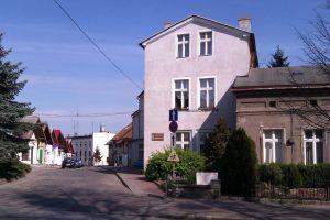 Ehemalige Klinik Ludwik Rydygiers in Chełmno April 2016