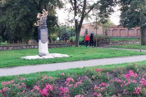 Solidaritäts-Denkmal in Chełmno