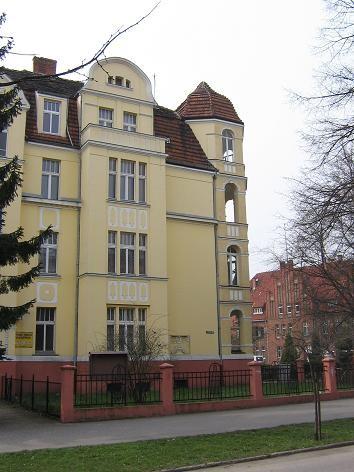 Dworcowa 26/28 in Chełmno