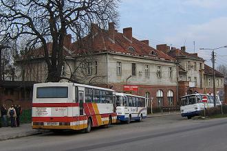 Bahnhofsgebäude in Chełmno 2008