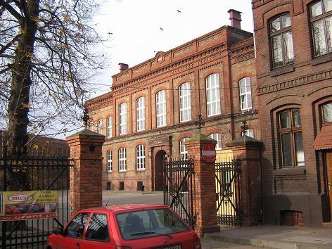 Berufsschule in Chełmno 2008