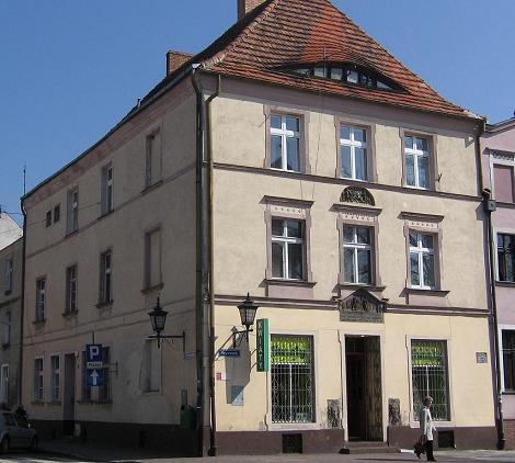 Cywiński-Haus am Markt in Chełmno