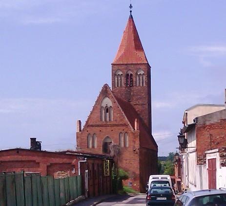 Heilig-Geist-Kirche in Chełmno