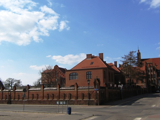 Kloster in Chełmno