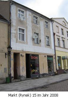 Markt 15 in Chełmno