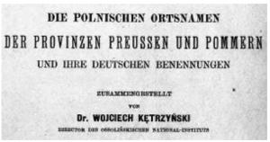 Kreis Culm (Chełmno) – deutsche und polnische Ortsnamen im Jahr 1879