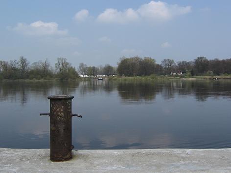 Weichsel in Chełmno