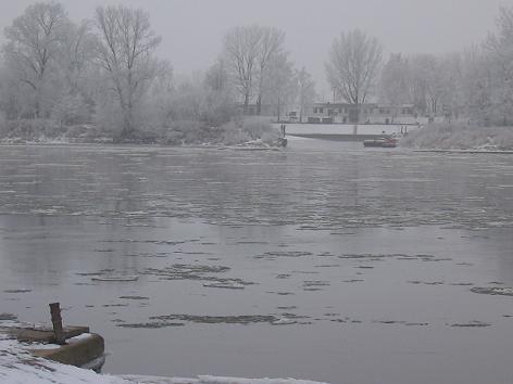 Weichsel bei Chełmno 15.01.2006