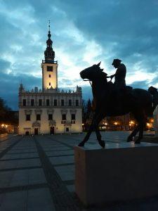 Chełmno nad Wisłą - Markt und Rathaus