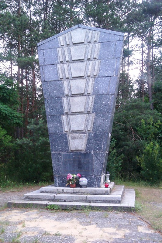 Denkmal für Opfer deutscher Verbrechen im Herbst 1939